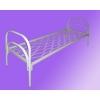 Кровати металлические собственного производства,   широкий ассортимент